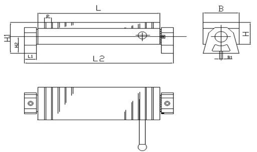 回转电磁吸盘/电磁吸盘/强力永磁吸盘/永磁吸盘厂家